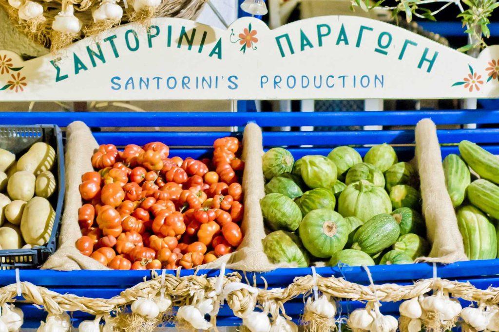 local products oia santorini | Kastro Oia Houses