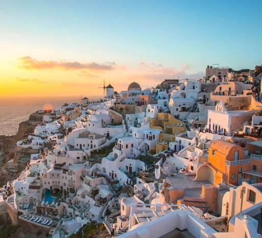 oia santorini accommodation | Kastro Oia Houses