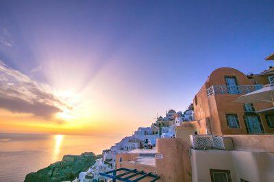 hotel santorini oia | Kastro Oia Houses